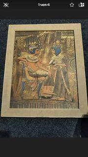altes Bild ägyptisch