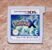 NINTENDO 3DS Pokemon X MODUL
