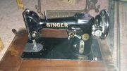 Alte Singer Nähmaschine