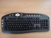 Funktastatur ohne Kabel für PC