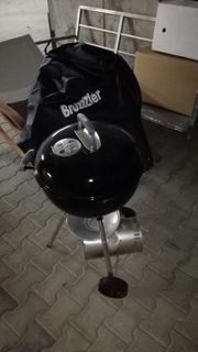 TOP Weber Bar-B-Kettle Holzkohlegrill 57