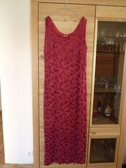 Langes Kleid mit Blazer