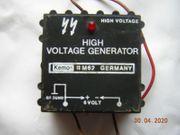 Hochspannungsgenerator Kemo M62