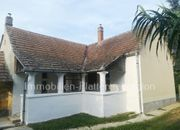 Haus mit Holzbalkendecke Ungarn Balatonr