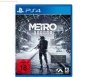 ps4 Spiele Metro
