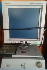 Canon Mikrofilm Scanner MS300II