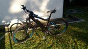 E Bike MTB - 48V - 635 Wh