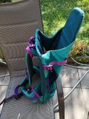 Rückentrage von Lafuma Babytrage Kinderrucksack