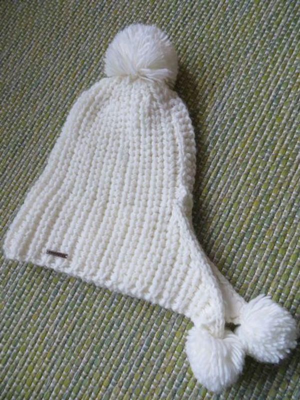 Chiemsee Mütze weiß