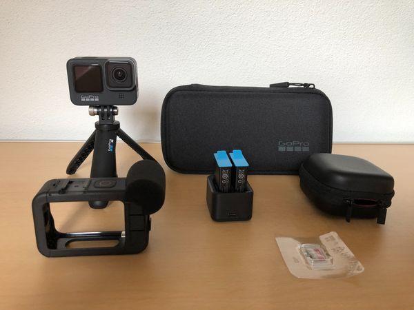 GoPro Black 9 Actionkamera Set