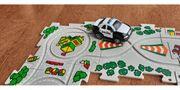 Auto - Fahrstrecke zum Puzzeln Pukkar
