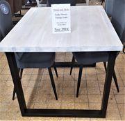 Eiche Vintage Tisch - massiv gekälkt versiegelt
