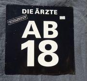 Die Ärzte Ab 18 - Vinyl