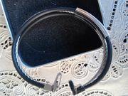 Armband Armreif mit Stahlseil