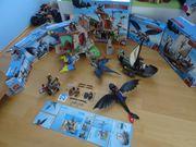 Playmobil Dragons 9243 Berk 9244