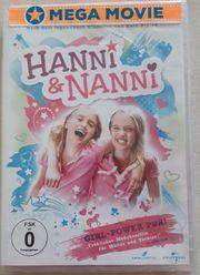 NEUE DVD Hanni Nanni in