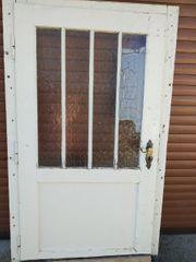 Tür Glasstür 1 m mit
