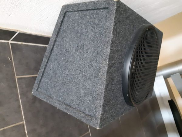 JL-Audio Subwoofer Auto 30cm