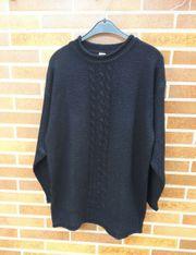 Pullover schwarz Größe S 40