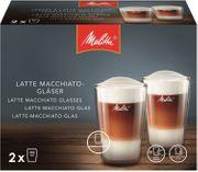 Latte - Macchiato Gläser 2 er