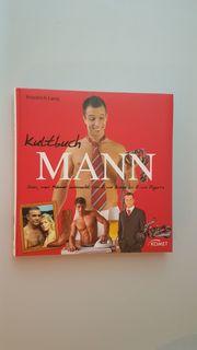 Kultbuch Mann - Friedrich Lang - Neu -