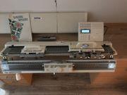 Strickmaschine Brother KH 970 mit