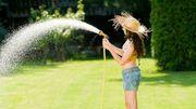 Brunnen bohren für Gartenbewässerung