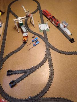Playmobil - ferngesteuerte elektrische Eisenbahn mit: Kleinanzeigen aus Heidelberg Innenstadt - Rubrik Sonstiges Kinderspielzeug