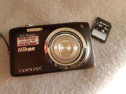 16-Megapixel-Kamera COOLPIX S2750