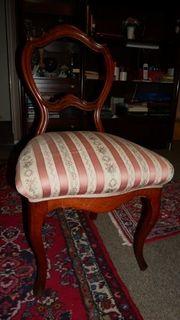 Aus Nachlass 2 Stühle günstig