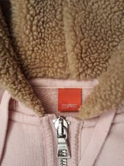 Jacke mit Kaputze von ESPRIT
