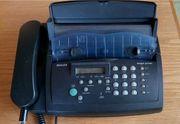 Fax- Telefongerät