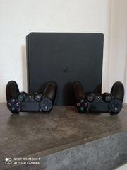 PlayStation und Spiele 2 Controller
