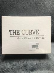 Keuschheitskäfig The Curve für Männer -
