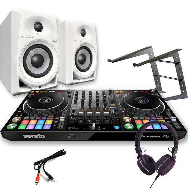 Professional Pioneer DJ DDJ-1000SRT 1000 SRT 4 Channel Serato DJ Controller
