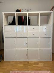 IKEA Kallax 4x4 147cm 147cm