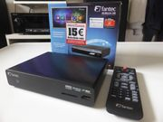 Fantec AluMovie HD Media Player