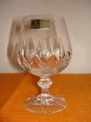 12 WMF Cognacschwenker Gläser Kirstallgläser