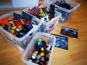 10 kg Legosteine Legofiguren und