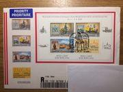 Briefmarken Ersttag Oesterreich