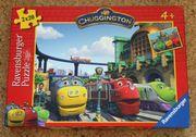 Chuggington Puzzle Ravensburger 2x20 Teile