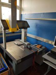 DEA Mistral 3D CNC Messmaschine