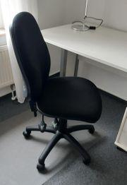 Bürostuhl Comfort Ergo schwarz 3