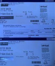 Dieter Bohlen Konzertkarten München am