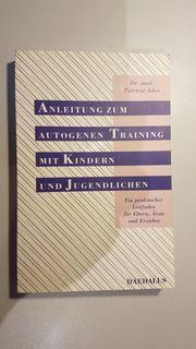 Anleitung zum autogenen Training mit