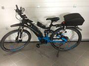 Mountainbike E Bike Haibike Sduro