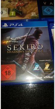 Sekiro für die Ps4