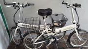 E-Bike Klappräder