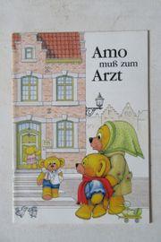 Seltenes Kinderbuch Amo muss zum