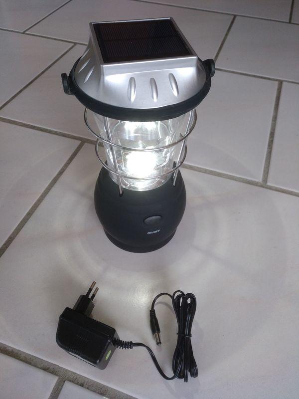 LED-Zeltlampe